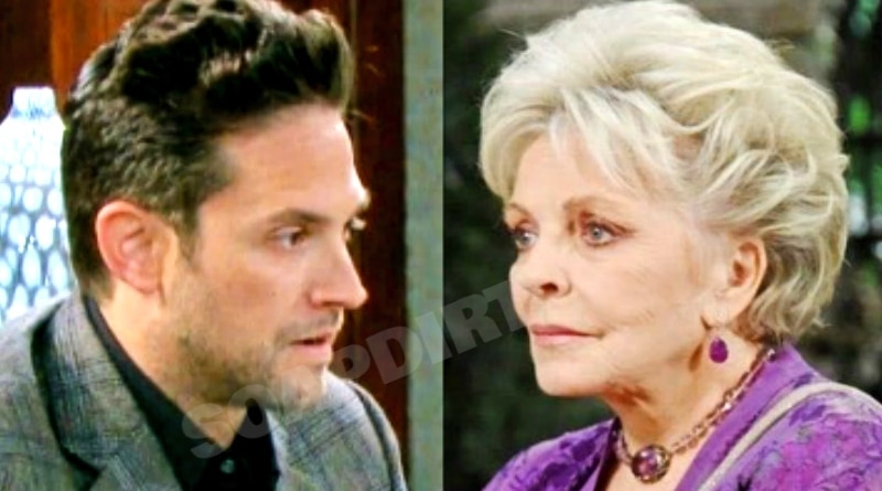 Days of Our Lives Spoilers: Stefan DiMera (Brandon Barash) - Julie Williams (Susan Seaforth Hayes)