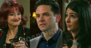 Days of Our Lives Spoilers: Vivian Alamain (Robin Strasser) - Stefan DiMera (Brandon Barash) - Gabi Hernandez (Camila Banus)