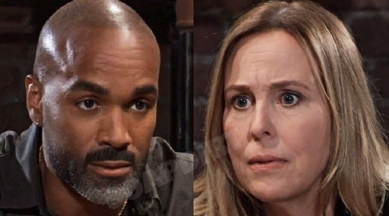 General Hospital Spoilers: Curtis Ashford (Donnell Turner) - Laura Spencer (Genie Francis)