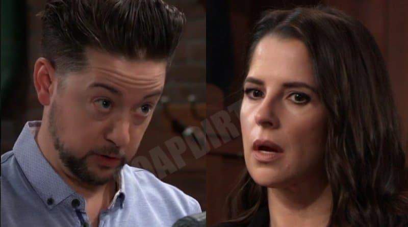 General Hospital Spoilers: Damian Spinelli (Bradford Anderson) Sam McCall (Kelly Monaco)