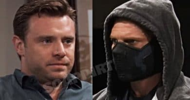 General Hospital Spoilers: Drew Cain (Billy Miller) - Jason Morgan (Steve Burton)