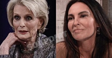 General Hospital Spoilers: Helena Cassadine (Constance Towers) Harmony Miller (Inga Cadranel)