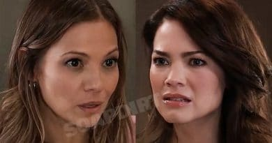 General Hospital Spoilers: Kim Nero (Tamara Braun) - Elizabeth Webber (Rebecca Herbst)