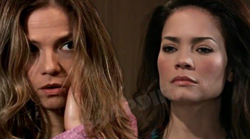 General Hospital Spoilers: Kim Nero (Tamara Braun) Elizabeth Webber (Rebecca Herbst)