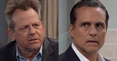 General Hospital Spoilers: Scott Baldwin (Kin Shriner) -Sonny Corinthos (Maurice Benard)
