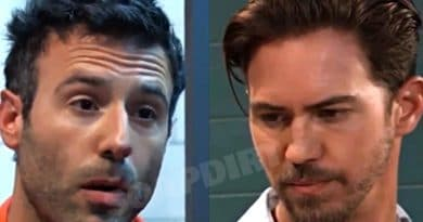 General Hospital Spoilers: Shiloh Archer (Coby Ryan McLaughlin) - Peter August (Wes Ramsey)