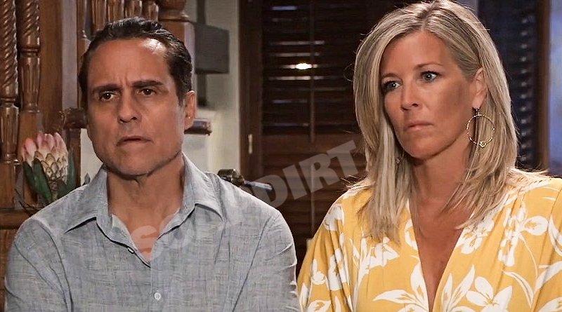 General Hospital Spoilers: Sonny Corinthos (Maurice Benard) - Carly Corinthos (Laura Wright)