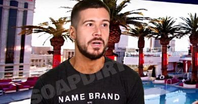 Jersey Shore Family Vacation Spoilers: Vinny Guadagnino