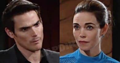 YYoung and the Restless Spoilers: Adam Newman (Mark Grossman) - Victoria Newman (Amelia Heinle)
