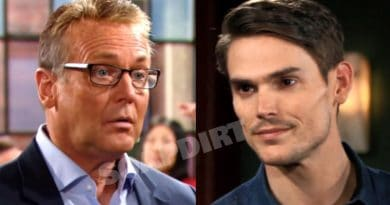 Young and the Restless Spoilers: Paul Williams (Doug Davidson) - Adam Newman (Mark Grossman)