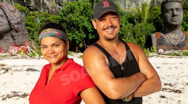 Survivor: Boston Rob Mariano - Sandra Diaz-Twine