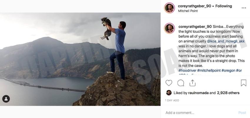 90 Day Fiance: Corey Rathgeber - Instagram