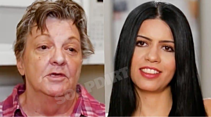90 Day Fiance: Debbie Johnson - Larissa Dos Santos Lima