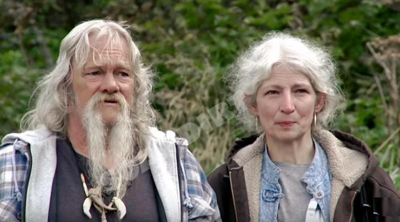 Alaskan Bush People: Billy Brown - Ami Brown