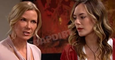 Bold and the Beautiful Spoilers: Brooke Logan (Katherine Kelly Lang) - Hope Logan (Annika Noelle)
