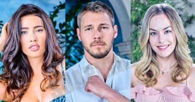 Bold and the Beautiful Spoilers: Hope Logan (Annika Noelle) - Liam Spencer (Scott Clifton) - Steffy Forrester (Jacqueline MacInnes Wood)