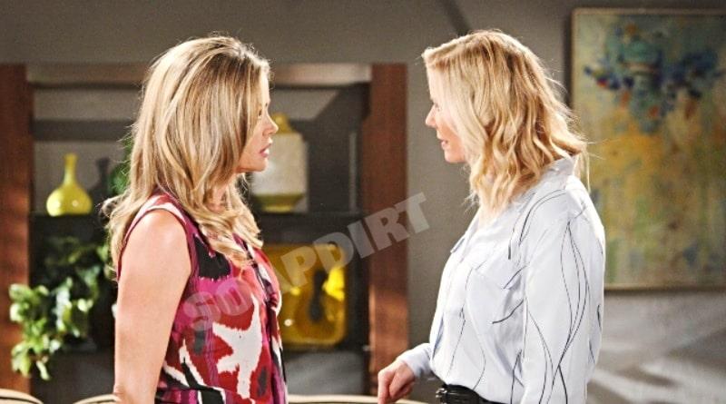 Bold and the Beautiful Spoilers: Shauna Fulton (Denise Richards) - Brooke Logan (Katherine Kelly Lang)