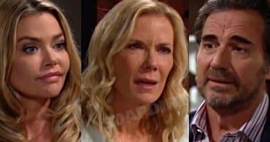 Bold and the Beautiful Spoilers: Shauna Fulton (Denise Richards) - Brooke Logan (Katherine Kelly Lang) - Ridge Forrester (Thorsten Kaye)