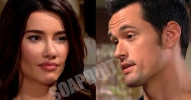 Bold and the Beautiful Spoilers: Steffy Forrester (Jacqueline MacInnes Wood) - Thomas Forrester (Matthew Atkinson)