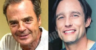 Days of Our Lives: Justin Kiriakis (Wally Kurth) - Philip Kiriakis (Jay Kenneth Johnson)