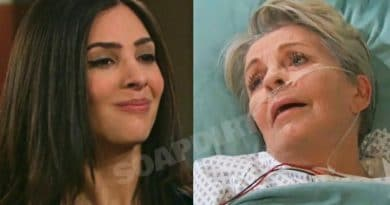 Days of Our Lives Spoilers: Gabi Hernandez (Camila Banus) - Julie Williams (Susan Seaforth Hayes)