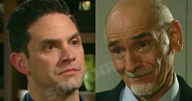 Days of Our Lives Spoilers: Stefan DiMera (Brandon Barash) - Wilhelm Rolf (William Utay)