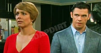 Days of Our Lives Spoilers: Nicole Walker (Arianne Zucker) - Xander Cook (Paul Telfer)
