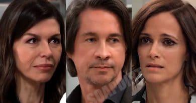 General Hospital Spoilers: Anna Devane (Finola Hughes) - Hamilton Finn (Michael Easton) - Hayden Barnes (Rebecca Budig)