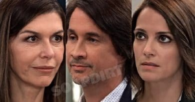 General Hospital Spoilers: Anna Devane (Finola Hughes) - Hamilton Finn (Michael Easton) - Hayden Barnes - (Rebecca Budig)