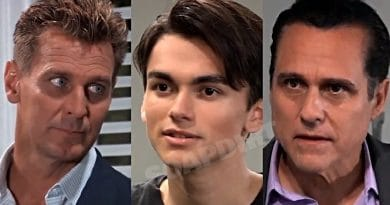 General Hospital Spoilers: Jasper Jacks (Ingo Rademacher) Dev Cerci (Ashton Arbab) Sonny Corinthos - (Maurice Benard)