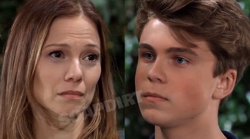 General Hospital Spoilers: Kim Nero (Tamara Braun) - Cameron Webber (William Lipton)