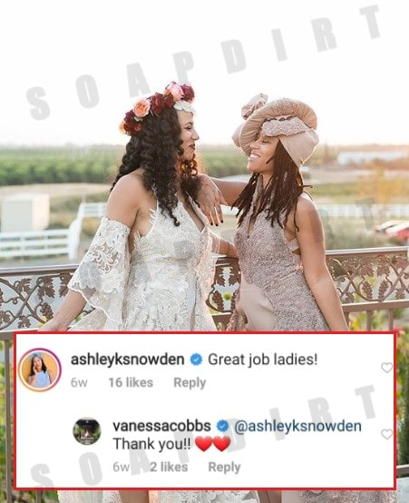 Seeking Sister Wife: Vanessa Cobbs - Ashley Snowden