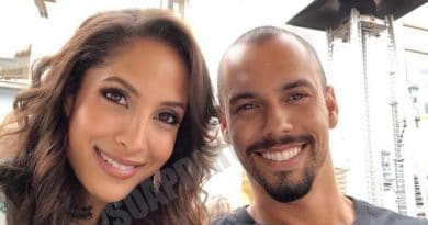 Young and the Restless: Lily Winters (Christel Khalil) - Devon Hamilton (Bryton James)