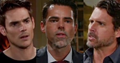 Young and the Restless Spoilers: Adam Newman (Mark Grossman) - Billy Abbott (Jason Thompson) - Nick Newman (Joshua Morrow)