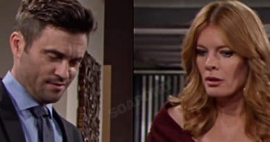 Young and the Restless Spoilers: Cane Asby (Daniel Goddard) - Phyllis Summers (Michelle Stafford)