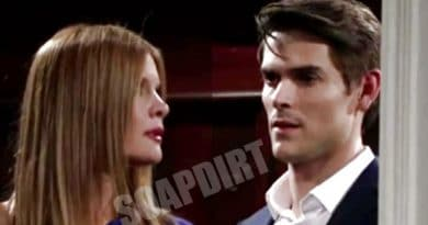 Young and the Restless Spoilers: Phyllis Summers (Michelle Stafford) - Adam Newman (Mark Grossman)