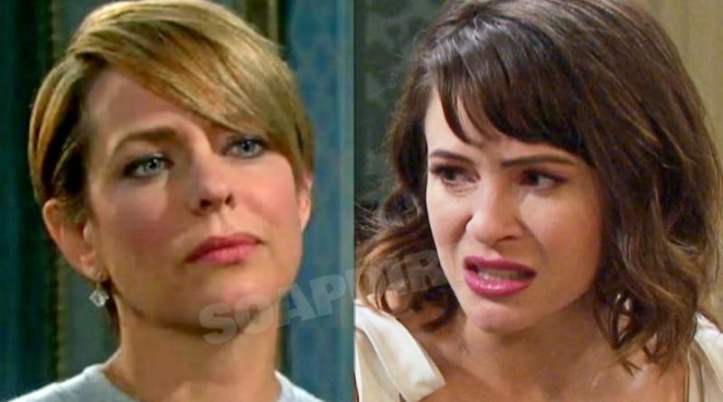 Days of Our Lives Spoilers: Nicole Walker (Arainna Zucker) - Sarah Horton (Linsey Godfrey)