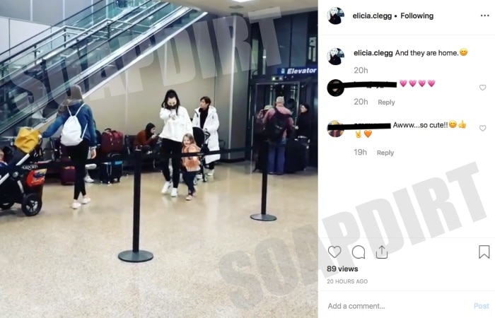 90 Day Fiance: Deavan Clegg - Jihoon Lee - Instagram