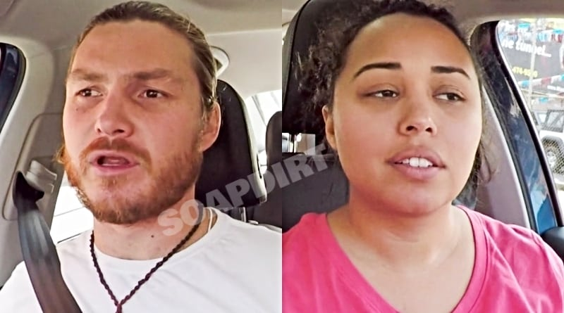 90 Day Fiance Spoilers: Syngin Colchester - Tania Maduro