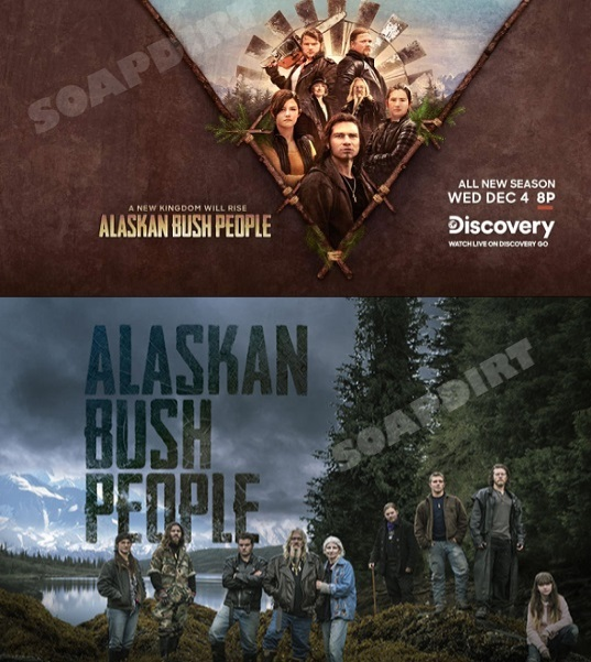 Alaskan Bush People: Family Portrait