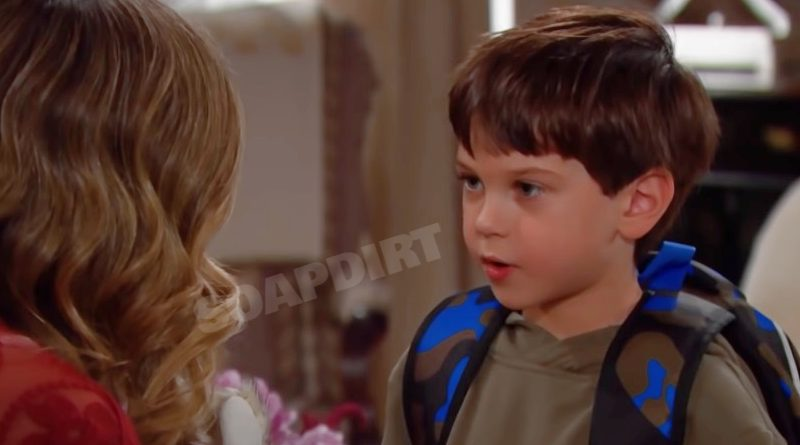 Bold and the Beautiful Spoilers: Douglas Forrester (Henry Samiri) - Hope Logan (Annika Noelle)