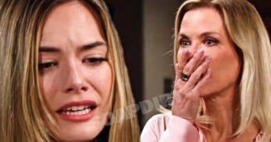 Bold and the Beautiful Spoilers: Hope Logan (Annika Noelle) - Brooke Logan (Katherine Kelly Lang)