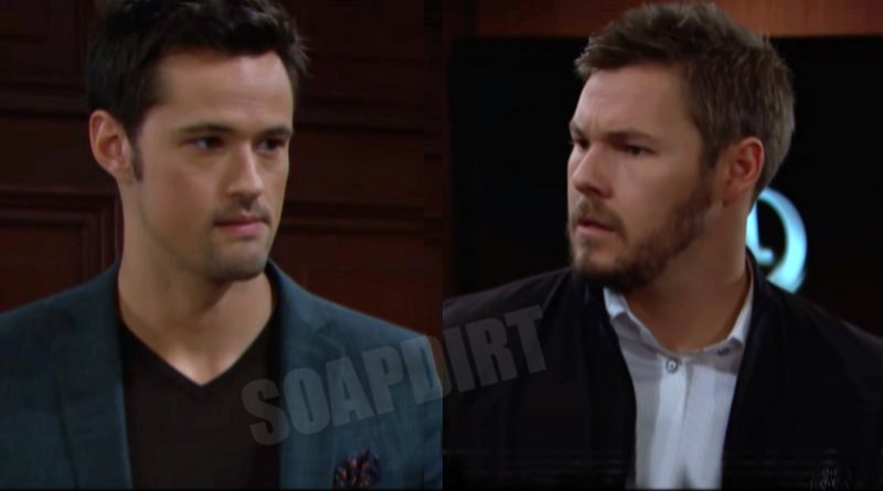 Bold and the Beautiful Spoilers: Thomas Forrester (Matthew Atkinson) - Liam Spencer (Scott Clifton)