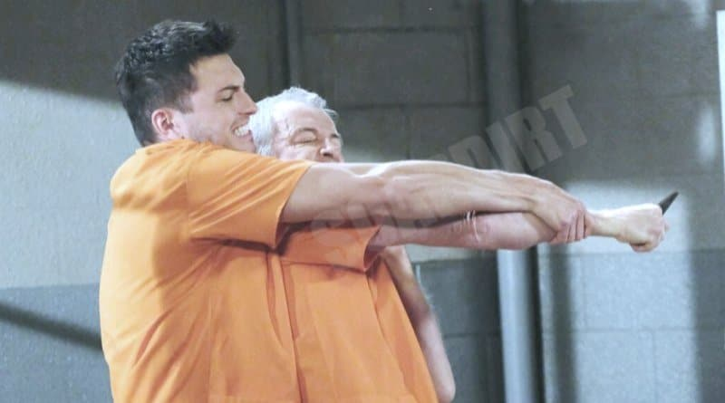 Days of Our Lives Spoilers: Clyde Weston (James Read) - Ben Weston (Robert Scott wilson)