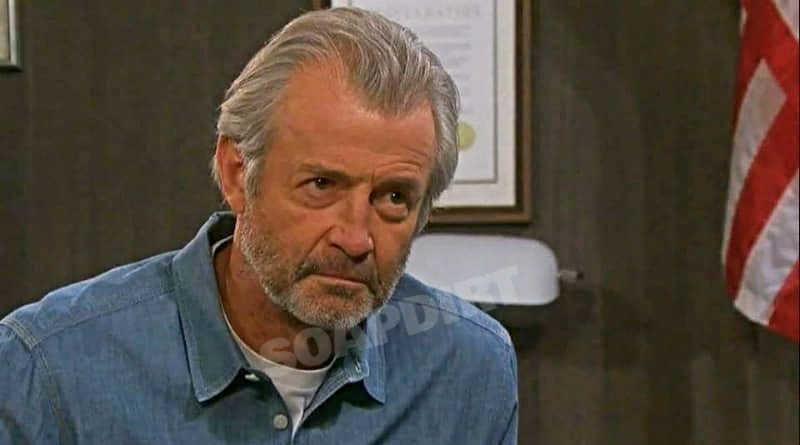 Days of Our Lives Spoilers: Clyde Weston (James Read)