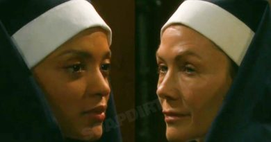 Days of our Lives Spoilers: Lani Price (Sal Stowers) - Kristen DiMera (Stacy Haiduk)