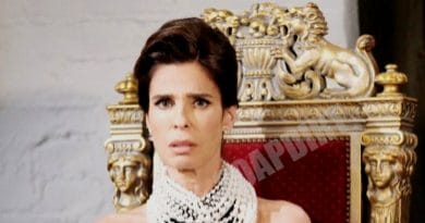 Days of Our Lives Spoilers: Princess Gina (Kristian Alfonso) Hope Brady