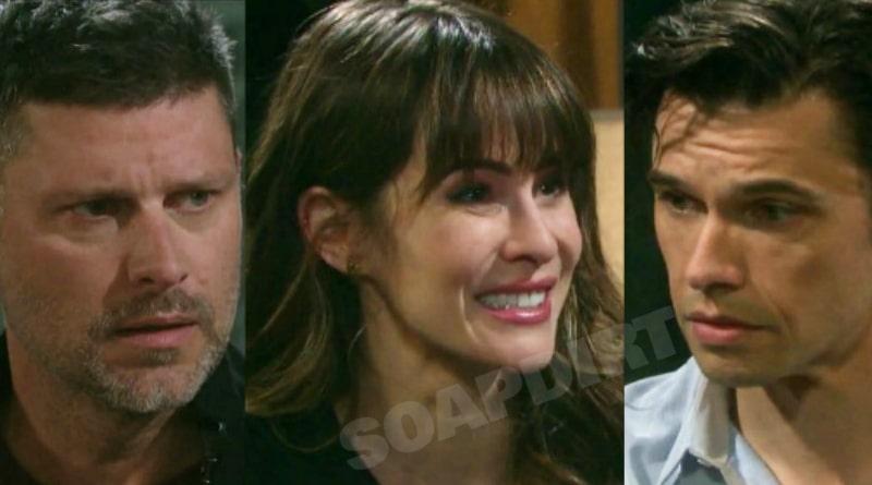 Days of Our Lives Spoilers: Eric Brady (Greg Vaughan) - Sarah Horton (Linsey Godfrey) - Xander Cook (Paul Telfer)