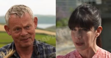Doc Martin: Dr. Martin Ellingham (Martin Clunes) - Lousia Ellingham (Caroline Catz)