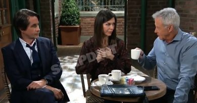 General Hospital Spoilers: Hamilton Finn (Michael Easton) Anna Devane (Finola Hughes) - Robert Scorpio (Tristan Rogers)